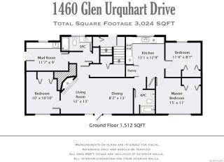 Photo 11: 1460 Glen Urquhart Dr in COURTENAY: CV Courtenay East House for sale (Comox Valley)  : MLS®# 720894