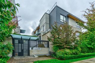 """Photo 1: 3170 PRINCE EDWARD Street in Vancouver: Mount Pleasant VE Townhouse for sale in """"SIXTEEN EAST"""" (Vancouver East)  : MLS®# R2404274"""