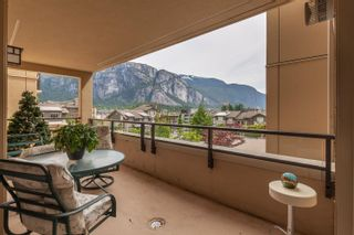"""Photo 18: 308 1211 VILLAGE GREEN Way in Squamish: Downtown SQ Condo for sale in """"ROCKCLIFF"""" : MLS®# R2621260"""