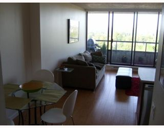"""Photo 1: 1103 3980 CARRIGAN Court in Burnaby: Government Road Condo for sale in """"DISCOVERY PLACE"""" (Burnaby North)  : MLS®# V788912"""