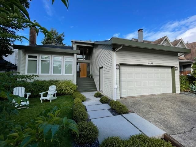 Main Photo: 6493 SALISH Drive in Vancouver: University VW House for sale (Vancouver West)  : MLS®# R2621604