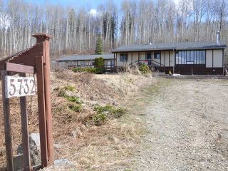 Photo 2: 5732 QUESNEL-HIXON Road in Quesnel: Quesnel - Rural North House for sale (Quesnel (Zone 28))  : MLS®# N217683