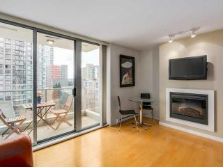 """Photo 3: 707 1225 RICHARDS Street in Vancouver: Downtown VW Condo for sale in """"THE EDEN"""" (Vancouver West)  : MLS®# V1112372"""