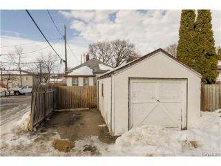 Photo 18: 372 Eugenie Street in Winnipeg: Norwood Residential for sale (2B)  : MLS®# 1703322