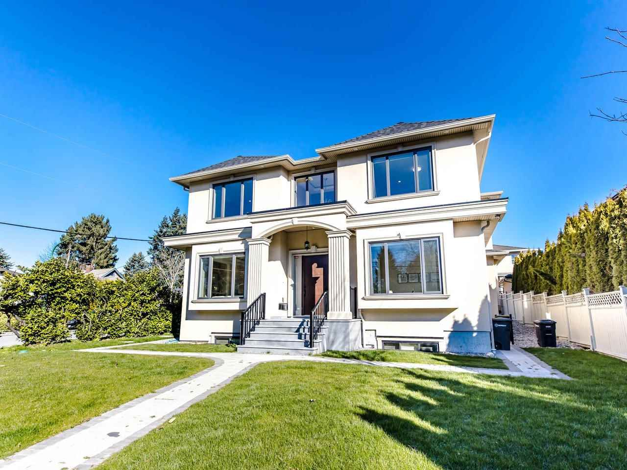 Main Photo: 4211 MOSCROP Street in Burnaby: Burnaby Hospital House for sale (Burnaby South)  : MLS®# R2585797