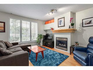"Photo 2: 15 1073 LYNN VALLEY Road in North Vancouver: Lynn Valley Townhouse for sale in ""RIVER ROCK"" : MLS®# V1108053"