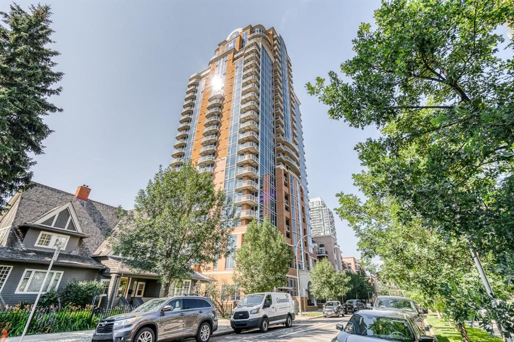 Beautiful high-rise in the heart of the Beltline