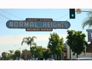 Photo 2: NORMAL HEIGHTS House for sale : 2 bedrooms : 4411 McClintock in San Diego