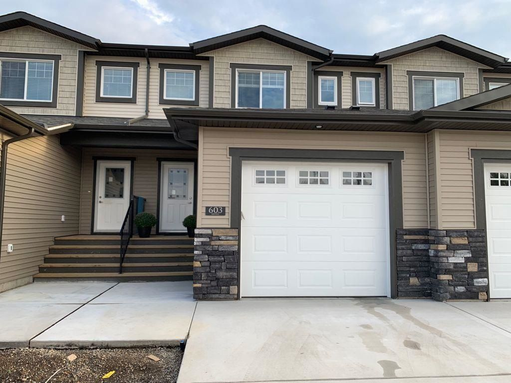 Main Photo: 603 6798 WESTGATE Avenue in Prince George: Lafreniere Townhouse for sale (PG City South (Zone 74))  : MLS®# R2602757