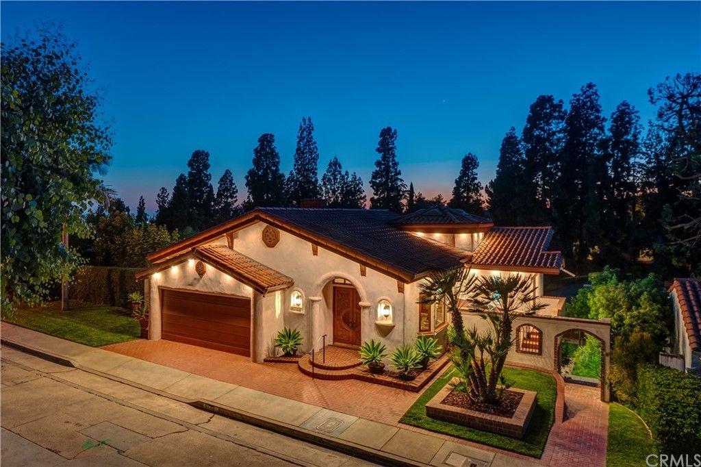 Main Photo: 6723 Hillside Lane in Whittier: Residential for sale (670 - Whittier)  : MLS®# PW21162363