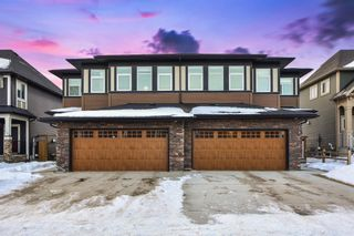 Photo 2: 207 Kinniburgh Road: Chestermere Semi Detached for sale : MLS®# A1057912