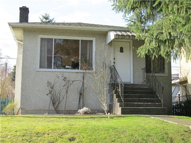 Main Photo: 5391 SLOCAN Street in Vancouver: Collingwood VE House for sale (Vancouver East)  : MLS®# V1105838