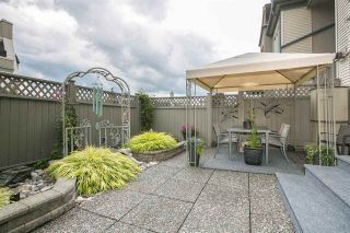 """Photo 17: 101 219 BEGIN Street in Coquitlam: Maillardville Townhouse for sale in """"PLACE FOUNTAINEBLEU"""" : MLS®# R2090733"""