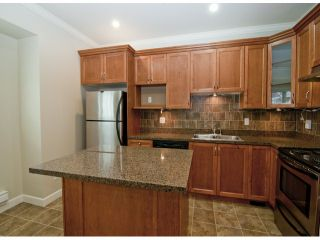 """Photo 3: 21 19219 67 Avenue in Surrey: Clayton Townhouse for sale in """"Balmoral"""" (Cloverdale)  : MLS®# F1318310"""
