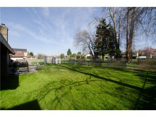 Photo 16: 10700 ARGENTIA DR in Richmond: Steveston North House for sale : MLS®# V1109888