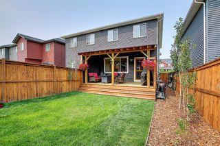Photo 33: 139 Fireside Drive: Cochrane Semi Detached for sale : MLS®# A1134034
