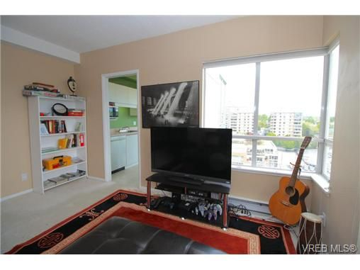 Photo 6: Photos: 1106 1020 View St in VICTORIA: Vi Downtown Condo for sale (Victoria)  : MLS®# 701380