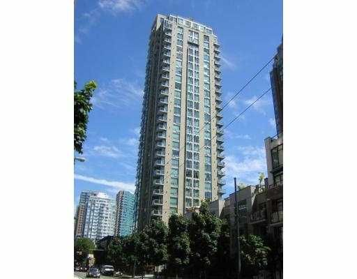 """Main Photo: 1602 928 RICHARDS Street in Vancouver: Downtown VW Condo for sale in """"SAVOY"""" (Vancouver West)  : MLS®# V670073"""