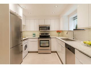 "Photo 6: 102 1545 W 13TH Avenue in Vancouver: Fairview VW Condo for sale in ""THE LEICESTER"" (Vancouver West)  : MLS®# V1127136"