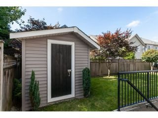"""Photo 35: 7089 179 Street in Surrey: Cloverdale BC House for sale in """"Provinceton"""" (Cloverdale)  : MLS®# R2492815"""
