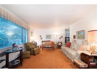 Photo 3: # 107 1695 W 10TH AV in Vancouver: Fairview VW Condo for sale (Vancouver West)  : MLS®# V1091610