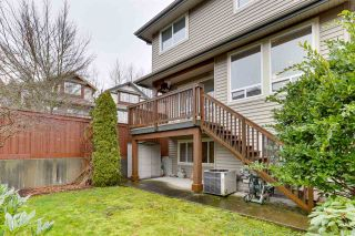"Photo 29: 39 2381 ARGUE Street in Port Coquitlam: Citadel PQ House for sale in ""The Board Walk"" : MLS®# R2534838"