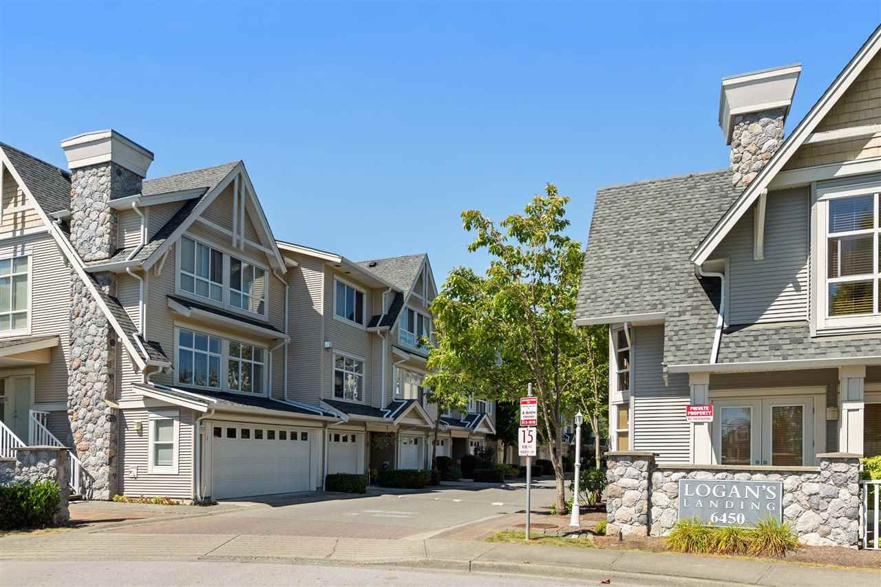 """Main Photo: 11 6450 199 Street in Langley: Willoughby Heights Townhouse for sale in """"LOGAN'S LANDING - LANGLEY"""" : MLS®# R2098067"""