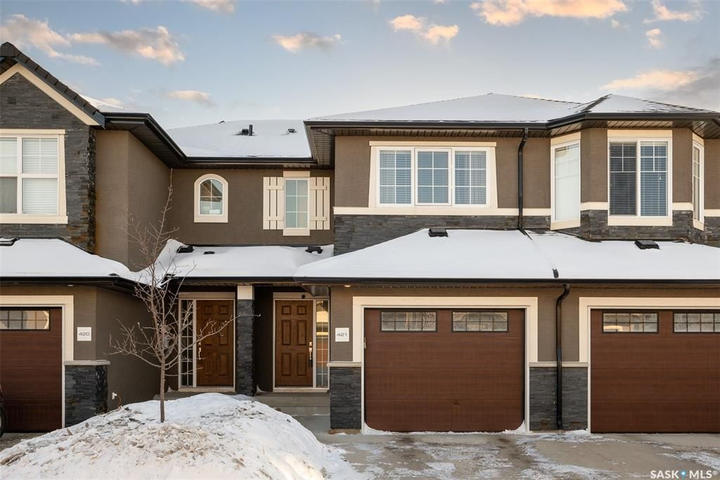 Main Photo: 421 1303 Paton Crescent in Saskatoon: Willowgrove Residential for sale : MLS®# SK848951