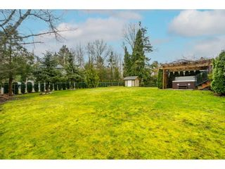 Photo 32: 23217 34A Avenue in Langley: Campbell Valley House for sale : MLS®# R2534809