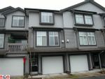 Property Photo: 40 18828 69TH AVE in Surrey