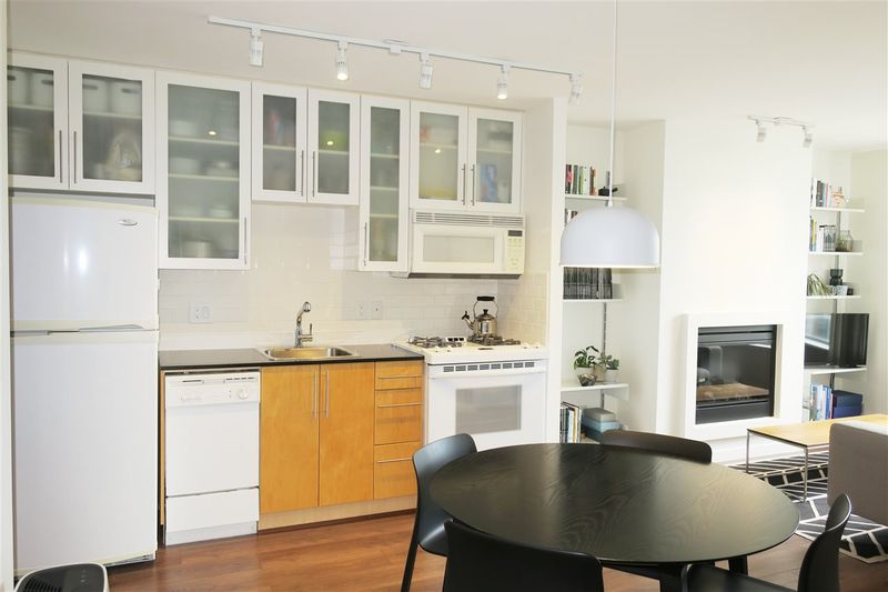 FEATURED LISTING: 1809 - 1225 RICHARDS Street Vancouver