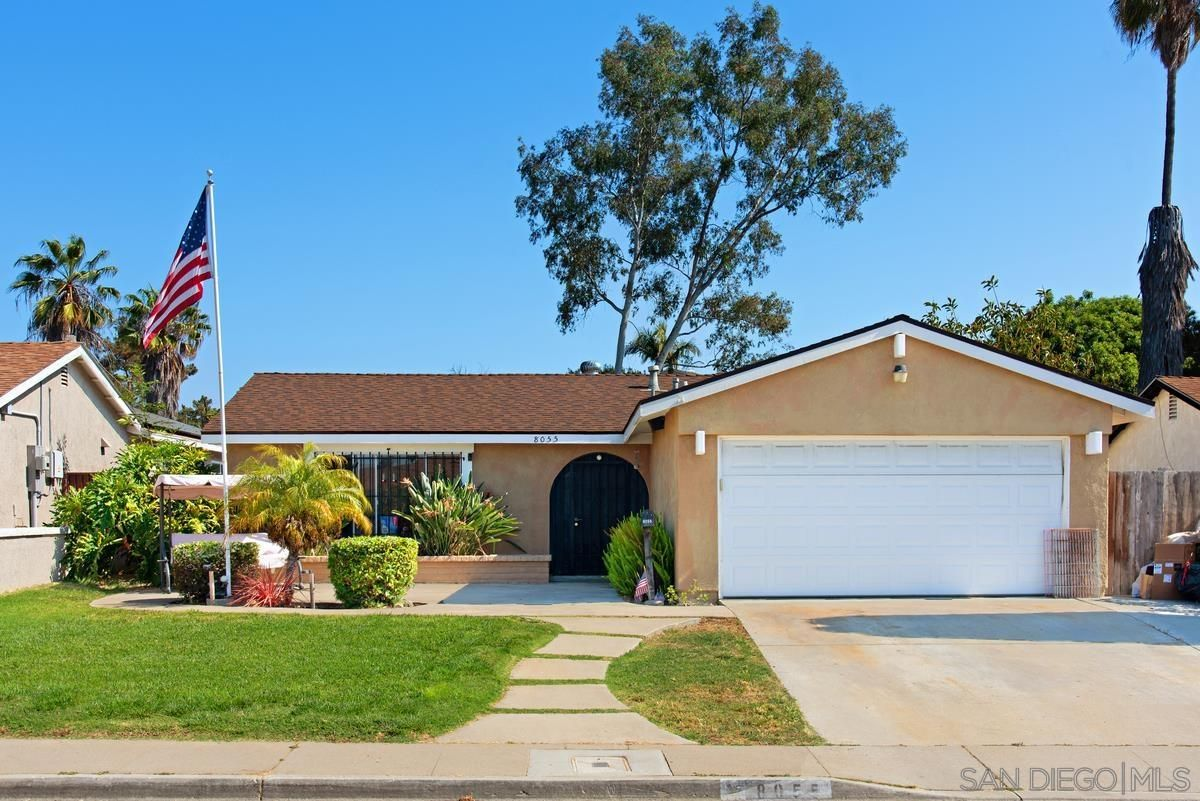 Main Photo: MIRA MESA House for sale : 4 bedrooms : 8055 Flanders Dr in San Diego