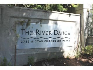 """Photo 20: 309 2763 CHANDLERY Place in Vancouver: Fraserview VE Condo for sale in """"RIVER DANCE"""" (Vancouver East)  : MLS®# V1098255"""