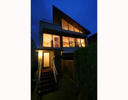 Main Photo: 1419 MAPLE Street in Vancouver: Kitsilano 1/2 Duplex for sale (Vancouver West)  : MLS®# V795457