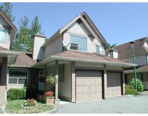 "Main Photo: 11 23151 HANEY BYPASS BB in Maple Ridge: East Central Townhouse for sale in ""STONEHOUSE ESTATES"" : MLS®# V640417"