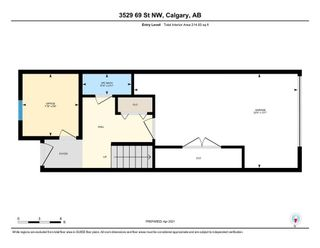 Photo 27: 3529 69 Street NW in Calgary: Bowness Row/Townhouse for sale : MLS®# A1090190