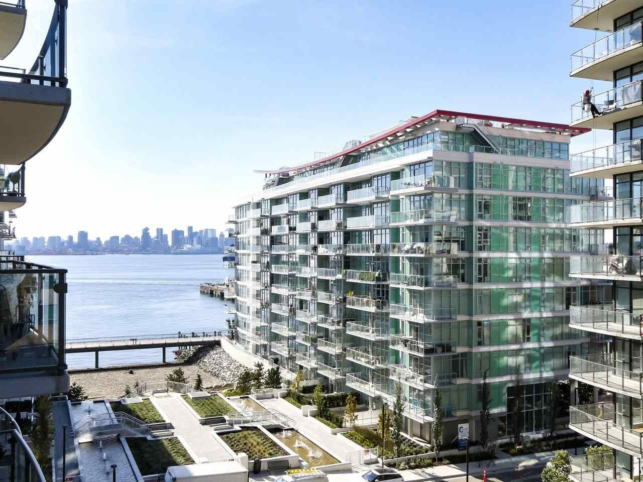 """Photo 18: Photos: 608 172 VICTORY SHIP Way in North Vancouver: Lower Lonsdale Condo for sale in """"Atrium at the Pier"""" : MLS®# R2454404"""