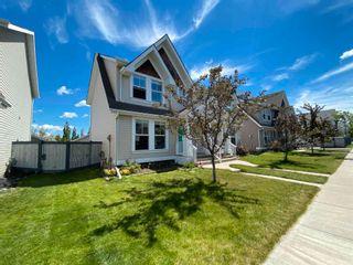 Photo 1: 1419 75 Street SW in Edmonton: Zone 53 House Half Duplex for sale : MLS®# E4251744