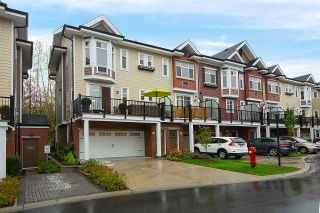 "Photo 1: 64 8068 207 Street in Langley: Willoughby Heights Townhouse for sale in ""Yorkson Creek - South"" : MLS®# R2110691"