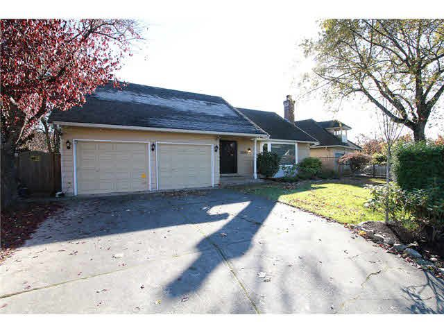 Main Photo: 11180 KINGFISHER DRIVE in : Westwind House for sale (Richmond)  : MLS®# V1093546