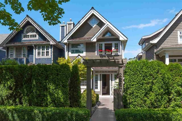 Photo 20: Photos: 2267 W 13TH AV in VANCOUVER: Kitsilano 1/2 Duplex for sale (Vancouver West)  : MLS®# R2089401