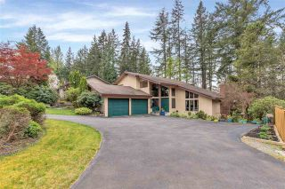 """Photo 1: 5793 237A Street in Langley: Salmon River House for sale in """"Tall Timbers"""" : MLS®# R2571034"""