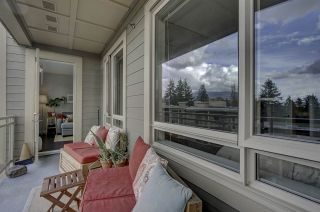 """Photo 8: 409 139 W 22ND Street in North Vancouver: Central Lonsdale Condo for sale in """"Anderson Walk"""" : MLS®# R2382264"""
