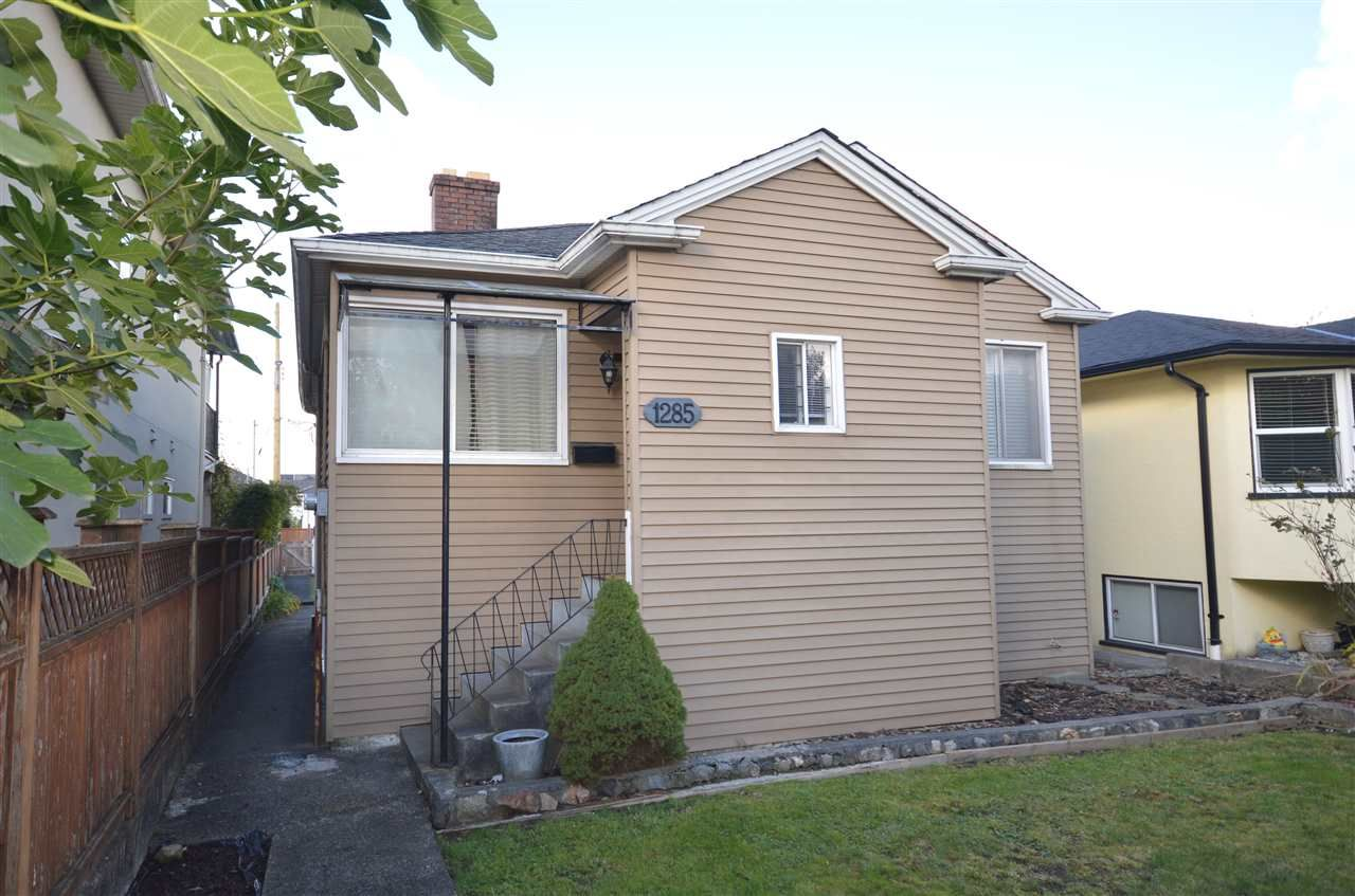 Main Photo: 1285 ROSSLAND Street in Vancouver: Renfrew VE House for sale (Vancouver East)  : MLS®# R2511511