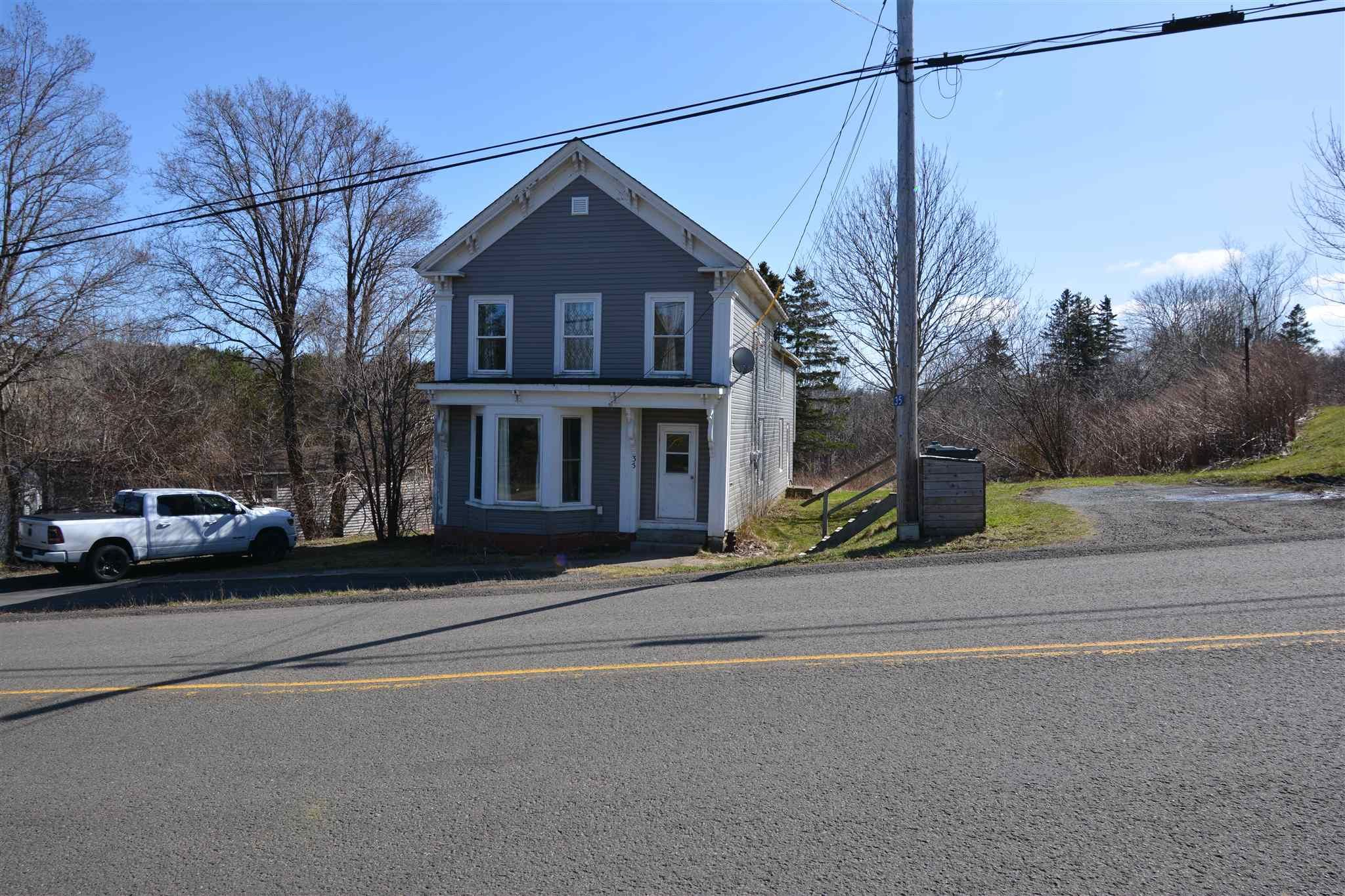 Main Photo: 35 CULLODEN in Digby: 401-Digby County Multi-Family for sale (Annapolis Valley)  : MLS®# 202107766