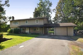 "Photo 1: 5293 249B Street in Langley: Salmon River House for sale in ""Salmon River Uplands"" : MLS®# R2109536"