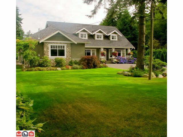 Main Photo: 16614 24TH AVENUE in : Grandview Surrey House for sale : MLS®# F1219795