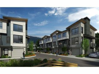 "Photo 1: 33 SUMMITS VIEW Drive in Squamish: Downtown SQ Townhouse for sale in ""THE FALLS - EAGLEWIND"" : MLS®# V1139108"