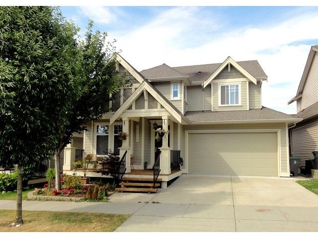 Main Photo: 17929 71ST Avenue in Surrey: Cloverdale BC House for sale (Cloverdale)  : MLS®# F1420135