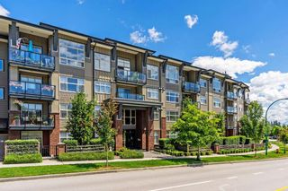 """Photo 1: 308 19201 66A Avenue in Surrey: Clayton Condo for sale in """"ONE92"""" (Cloverdale)  : MLS®# R2399827"""